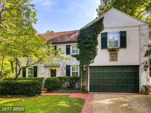 2 Leland Court, Chevy Chase, MD 20815 (#MC10067097) :: LoCoMusings