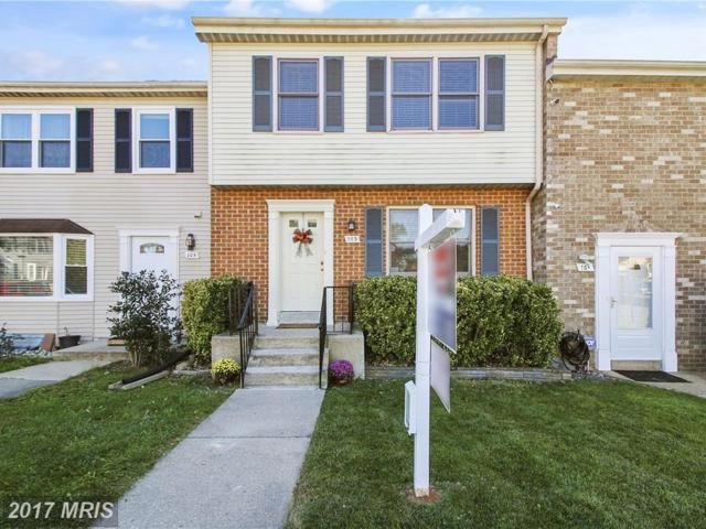 103 Middle Point Court, Gaithersburg, MD 20877 (#MC10069922) :: Pearson Smith Realty