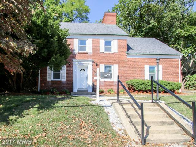 4905 Bradley Boulevard, Chevy Chase, MD 20815 (#MC10074065) :: Pearson Smith Realty