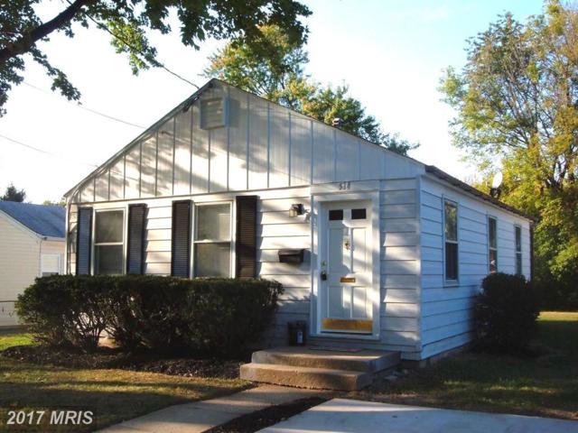 514 Woodston Road, Rockville, MD 20850 (#MC10076197) :: LoCoMusings