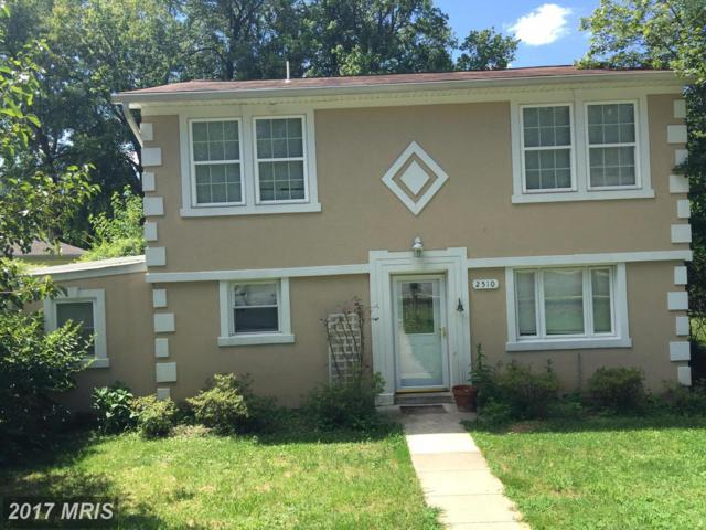 2510 Weisman Road, Silver Spring, MD 20902 (#MC10077479) :: Pearson Smith Realty