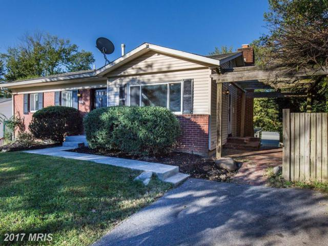 16 Maxim Lane, Rockville, MD 20852 (#MC10080825) :: Gary Walker at RE/MAX Realty Services