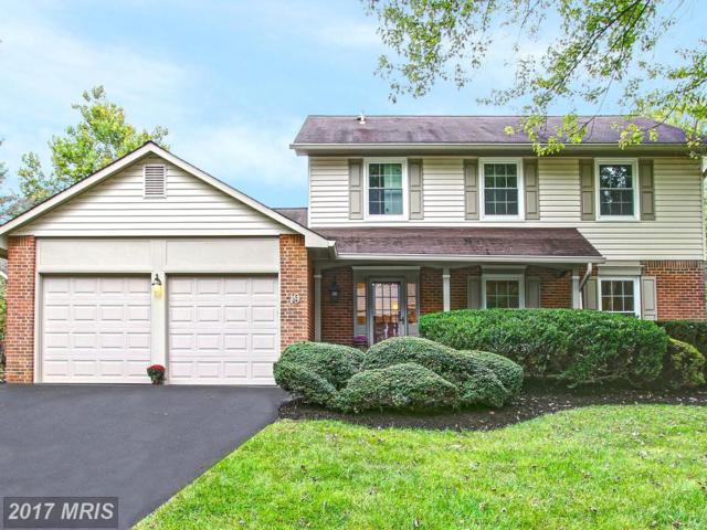 19 Pebble Ridge Court, Potomac, MD 20854 (#MC10080887) :: The Sebeck Team of RE/MAX Preferred