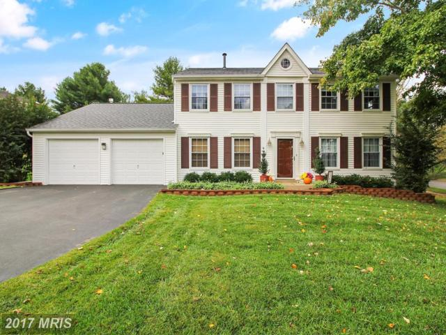 7260 Titonka Way, Rockville, MD 20855 (#MC10084033) :: The Katie Nicholson Team