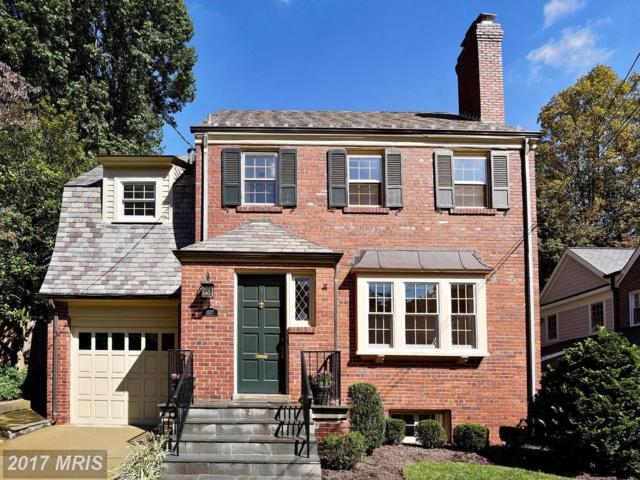 3527 Woodbine Street, Chevy Chase, MD 20815 (#MC10084192) :: Eng Garcia Grant & Co.