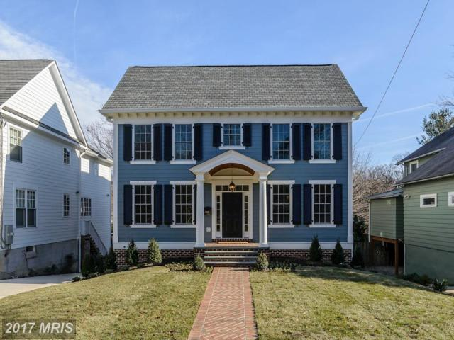 4602 Chase Avenue, Bethesda, MD 20814 (#MC10084222) :: The Sebeck Team of RE/MAX Preferred