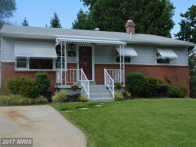 416 Park Road, Rockville, MD 20850 (#MC10084778) :: The Sebeck Team of RE/MAX Preferred