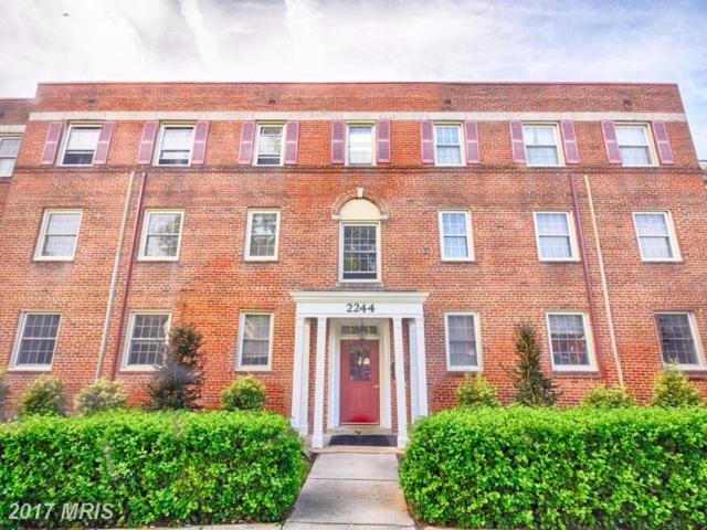 2244 Washington Avenue W-101A, Silver Spring, MD 20910 (#MC10085135) :: Dart Homes