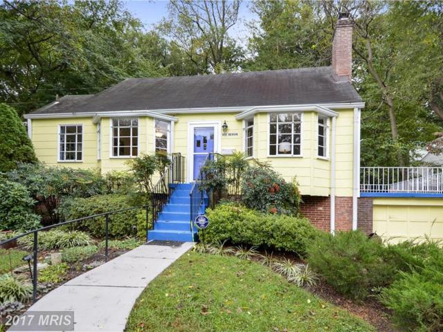 915 Heron Drive, Silver Spring, MD 20901 (#MC10085774) :: The Sebeck Team of RE/MAX Preferred