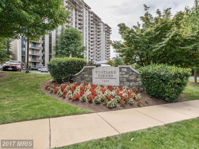 7420 Westlake Terrace #1508, Bethesda, MD 20817 (#MC10085820) :: The Sebeck Team of RE/MAX Preferred