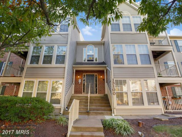 13100 Briarcliff Terrace 8-809, Germantown, MD 20874 (#MC10086005) :: The Sebeck Team of RE/MAX Preferred