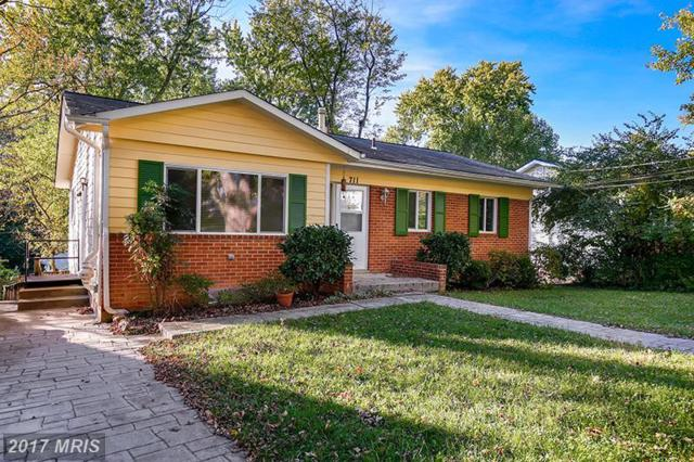 711 Harrington Road, Rockville, MD 20852 (#MC10087085) :: Dart Homes
