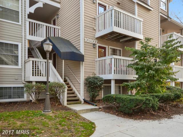 10807 Hampton Mill Terrace #508, Rockville, MD 20852 (#MC10089626) :: LoCoMusings