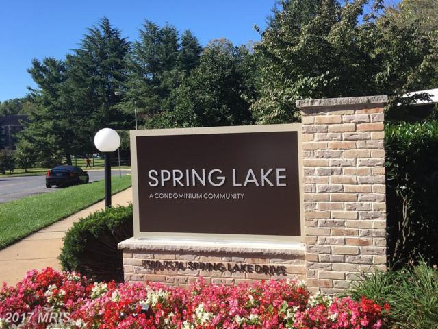 7529 Spring Lake Drive B-2, Bethesda, MD 20817 (#MC10092827) :: Pearson Smith Realty