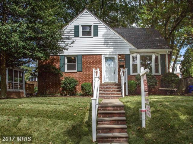 4921 Strathmore Avenue, Kensington, MD 20895 (#MC10099097) :: Pearson Smith Realty