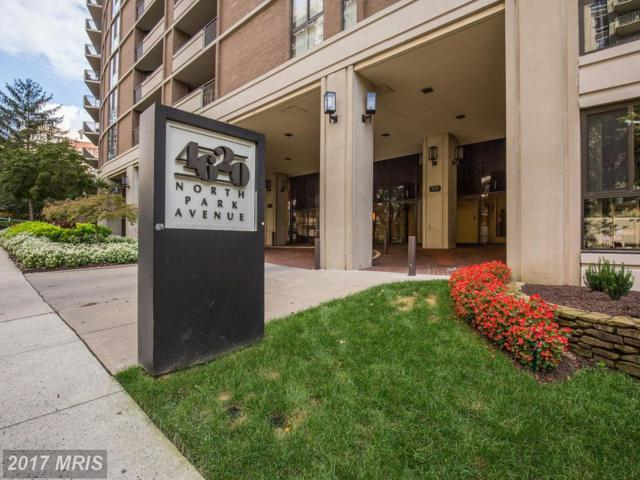 4620 N Park Avenue 408E, Chevy Chase, MD 20815 (#MC10100832) :: The Daniel Register Group