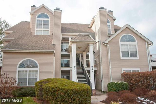 933 Hillside Lake Terrace #112, Gaithersburg, MD 20878 (#MC10101897) :: Pearson Smith Realty
