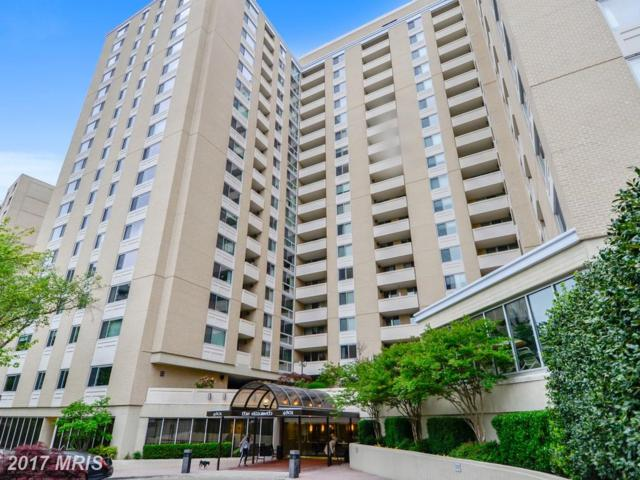 4601 Park Avenue N 1703-C, Chevy Chase, MD 20815 (#MC10103105) :: The Sky Group