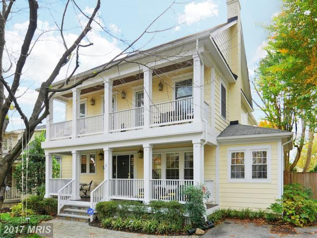 4332 Leland Street, Chevy Chase, MD 20815 (#MC10103118) :: The Sky Group