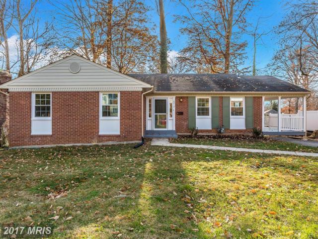 4812 Bel Pre Road, Rockville, MD 20853 (#MC10103212) :: Pearson Smith Realty