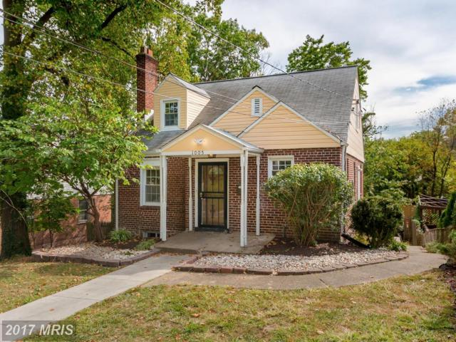1005 Hopewell Avenue, Takoma Park, MD 20912 (#MC10103748) :: The Sky Group