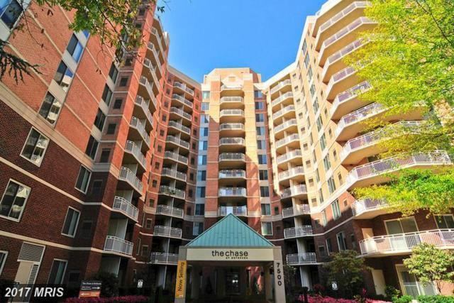 7500 Woodmont Avenue S1011, Bethesda, MD 20814 (#MC10106399) :: Pearson Smith Realty