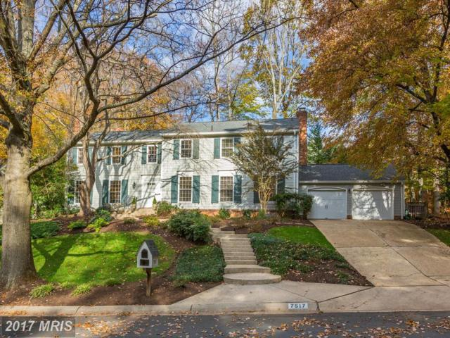 7517 Hackamore Drive, Potomac, MD 20854 (#MC10106525) :: The Daniel Register Group