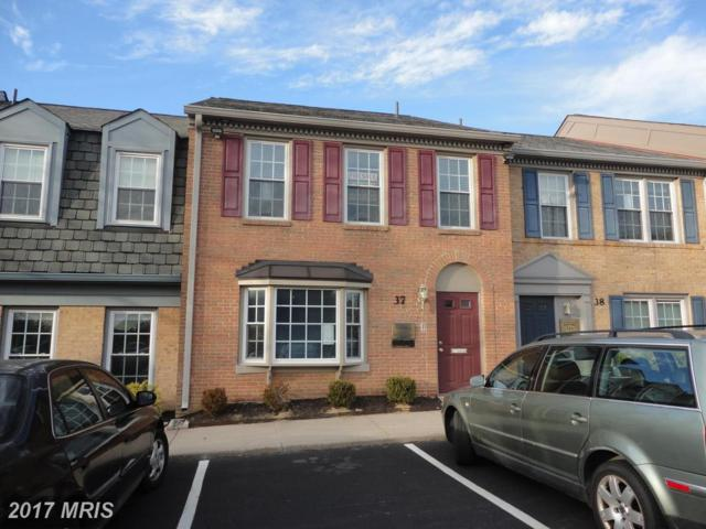 932 Hungerford Drive F-37B, Rockville, MD 20850 (#MC10106575) :: ExecuHome Realty