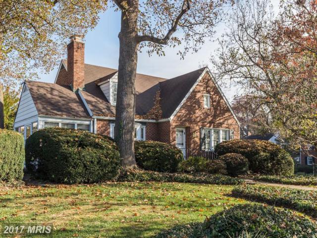 401 Dale Drive, Silver Spring, MD 20910 (#MC10106712) :: Arlington Realty, Inc.