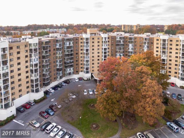 15101 Interlachen Drive 1-509, Silver Spring, MD 20906 (#MC10106741) :: ExecuHome Realty