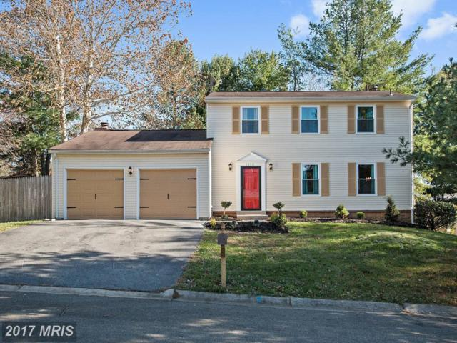 9030 Chesley Knoll Court, Gaithersburg, MD 20879 (#MC10106899) :: Blackwell Real Estate