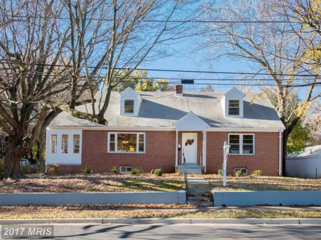110 Russell Avenue, Gaithersburg, MD 20877 (#MC10107189) :: The Speicher Group of Long & Foster Real Estate