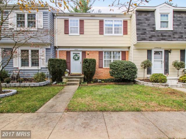 19920 Wyman Way, Germantown, MD 20874 (#MC10107914) :: The Maryland Group of Long & Foster