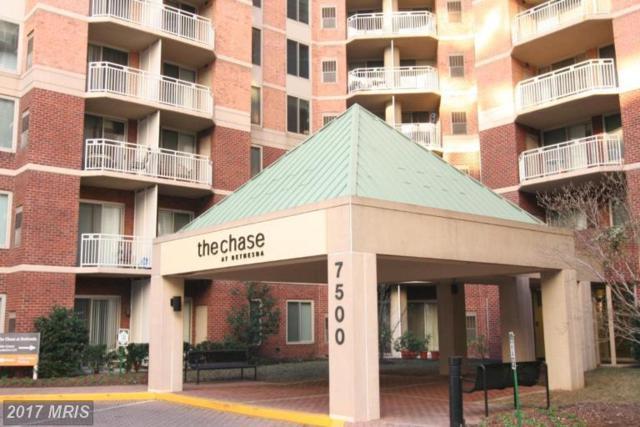 7500 Woodmont Avenue S1115, Bethesda, MD 20814 (#MC10118320) :: The Bob & Ronna Group