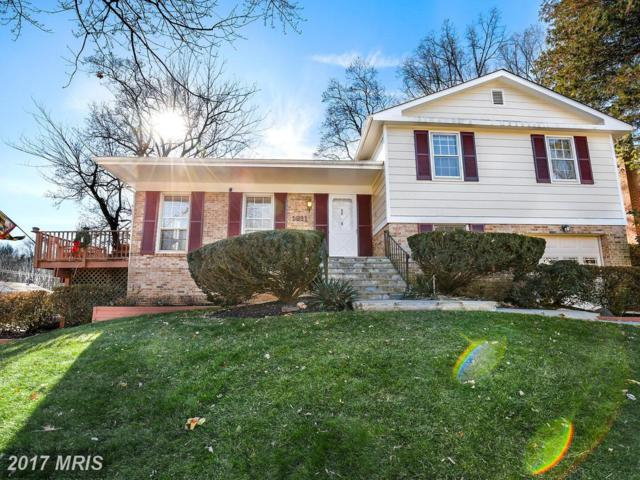 1611 Northcrest Drive, Silver Spring, MD 20904 (#MC10120537) :: The Sebeck Team of RE/MAX Preferred