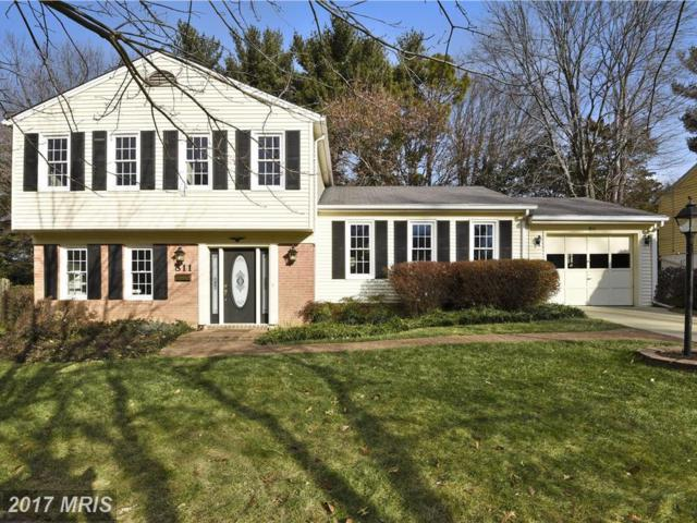 811 Fordham Street, Rockville, MD 20850 (#MC10120952) :: The Sebeck Team of RE/MAX Preferred