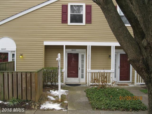 18223 Rolling Meadow Way #213, Olney, MD 20832 (#MC10122365) :: Pearson Smith Realty