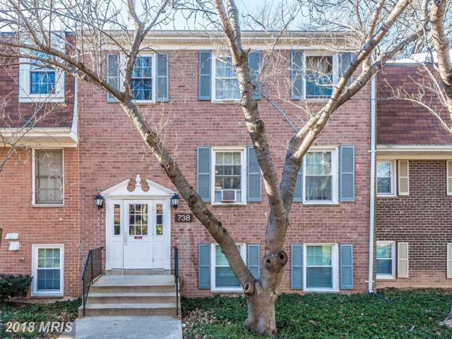 738 Quince Orchard Boulevard P-1, Gaithersburg, MD 20878 (#MC10126183) :: Pearson Smith Realty