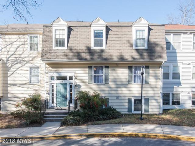 19 Pickering Court #102, Germantown, MD 20874 (#MC10127042) :: Pearson Smith Realty