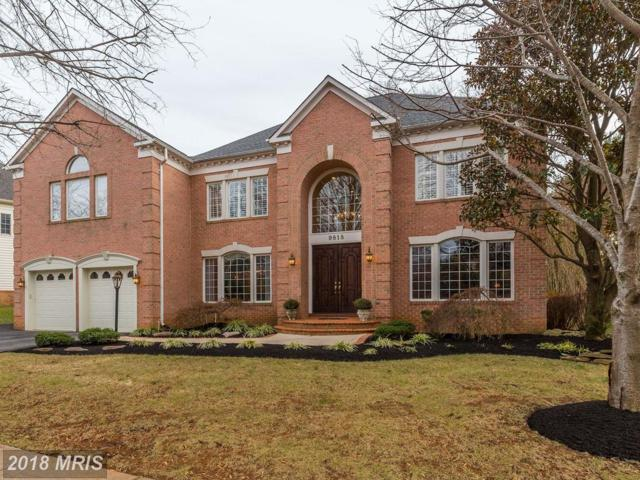 9818 Bald Cypress Drive, Rockville, MD 20850 (#MC10127265) :: Pearson Smith Realty
