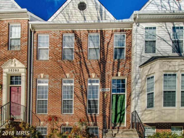 20304 Battery Bend Place, Montgomery Village, MD 20886 (#MC10128093) :: Pearson Smith Realty