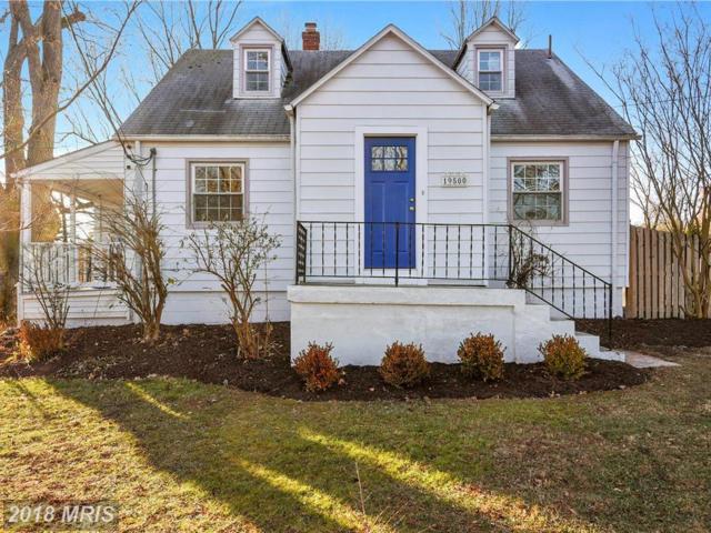 19500 Fisher Avenue, Poolesville, MD 20837 (#MC10129468) :: Pearson Smith Realty