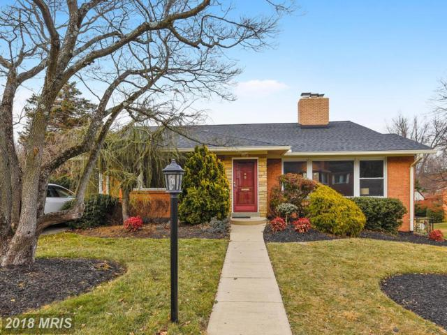 9108 Brierly Road, Chevy Chase, MD 20815 (#MC10132290) :: The Sky Group