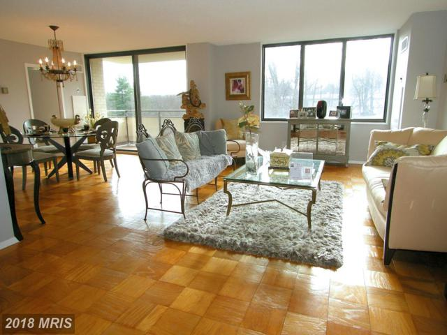 5225 Pooks Hill Road 518S, Bethesda, MD 20814 (#MC10132415) :: The Sky Group