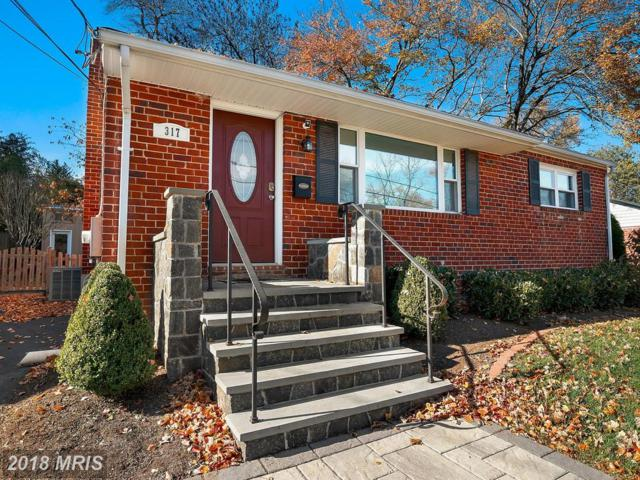 317 Taylor Avenue, Rockville, MD 20850 (#MC10133421) :: The Withrow Group at Long & Foster