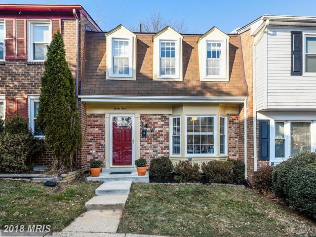 34 County Court, Gaithersburg, MD 20878 (#MC10135862) :: The Withrow Group at Long & Foster