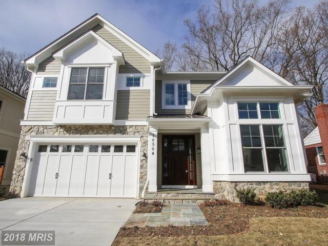 10504 Parkwood Drive, Kensington, MD 20895 (#MC10136028) :: The Withrow Group at Long & Foster