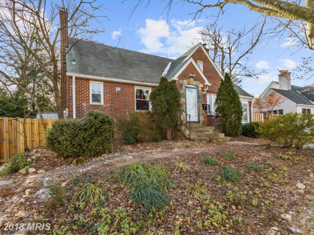 307 Hillmoor Drive, Silver Spring, MD 20901 (#MC10136029) :: The Withrow Group at Long & Foster