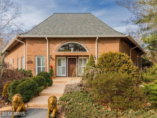8001 Thornley Court, Bethesda, MD 20817 (#MC10136734) :: The Daniel Register Group