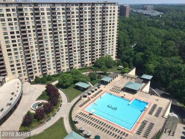 5225 Pooks Hill Road 403S, Bethesda, MD 20814 (#MC10137150) :: The Daniel Register Group